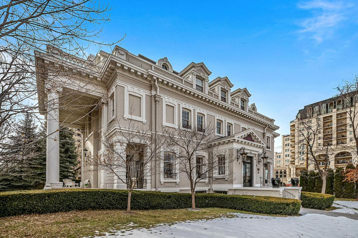 Mansion-To-Office Trend Alive And Well In Denver, As Titanic-Linked Estate Hits Market