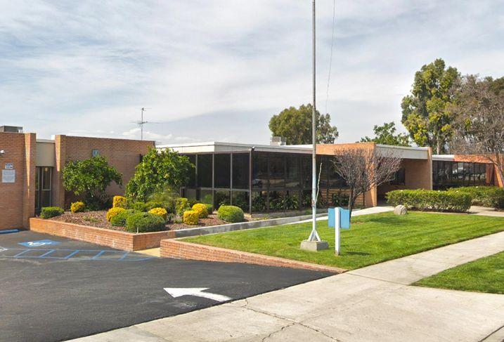 Former La-Z-Boy manufacturing facility in Redlands