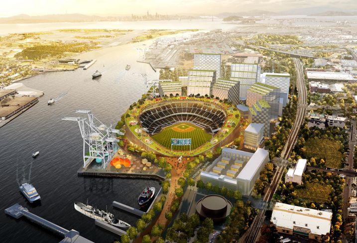 Oakland A's Ballpark