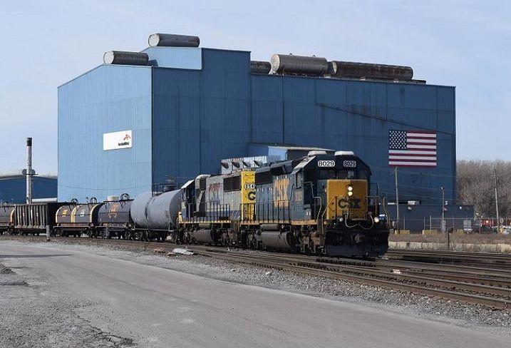 Interlake steel;