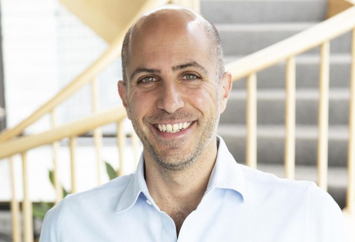 Reonomy CEO and co-founder Rich Sarkis