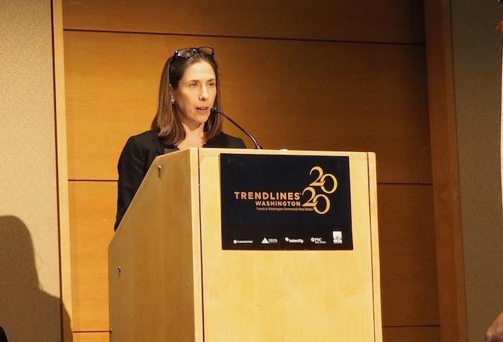 Transwestern Managing Research Director Elizabeth Norton