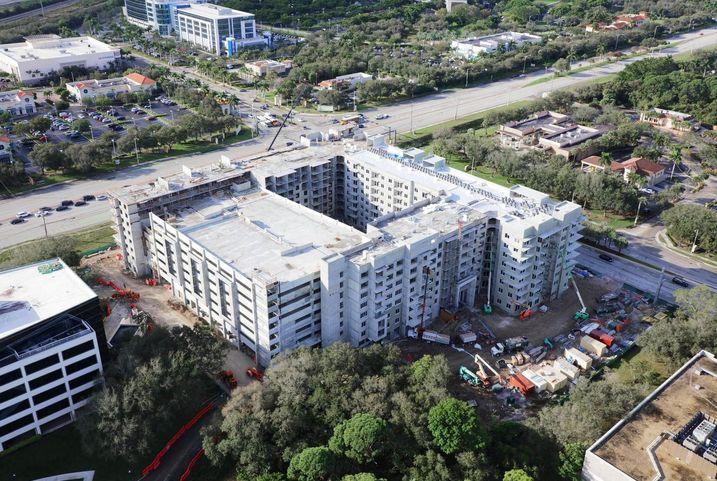 Construct A Parking Garage 25% Faster With This Florida Builder's Technique
