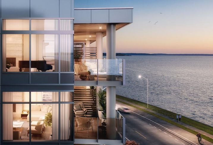 West Seattle Snags Waterfront Condo Project