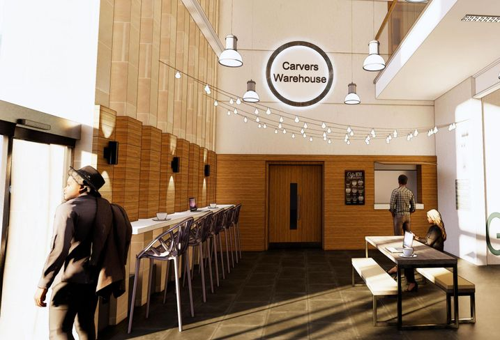 Carvers warehouse manchester