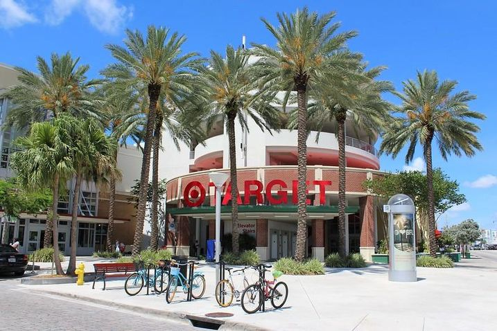 Miami's Love Of Big-Box Stores Defies National Retail Trends