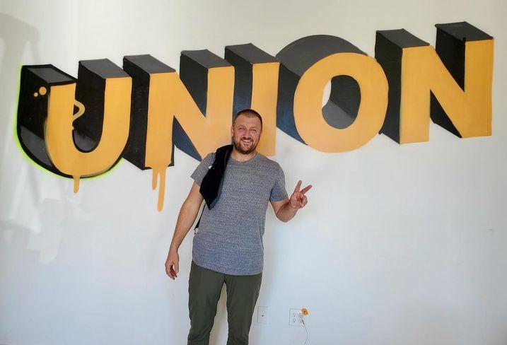 Union Cowork CEO Jamie Miller