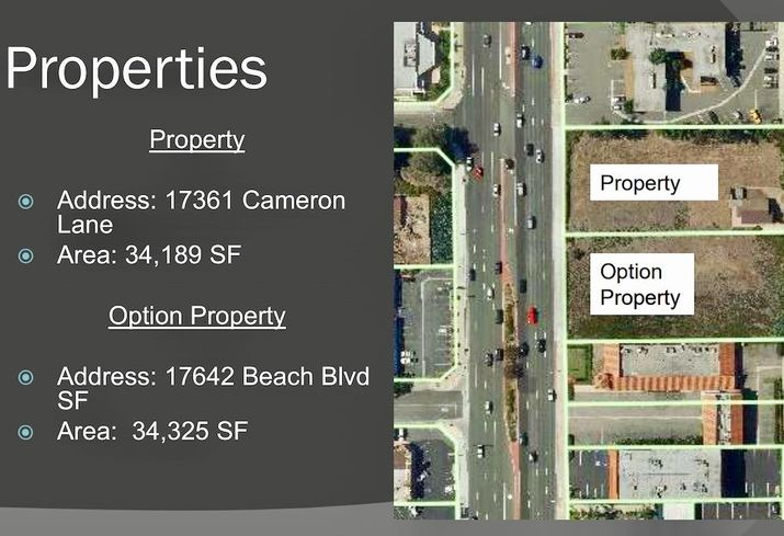 Properties Huntington Beach is eyeing these properties for affordable housing developments