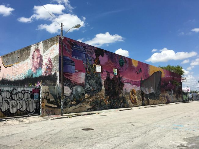 Moishe Mana vs. The Wynwood BID