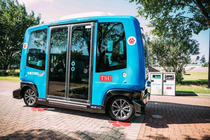 Self-Driving Vehicles Are Coming To A Campus Near You