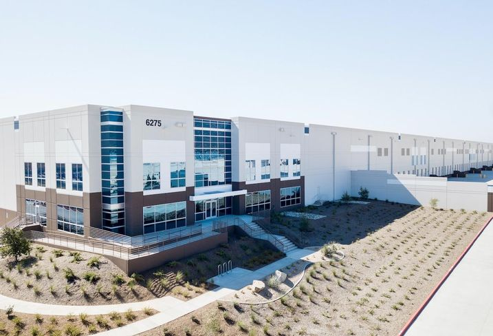 Distribution facility at 6275 Lance Drive in Riverside