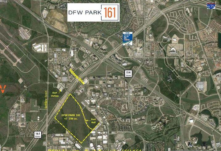 Invesco, Perot Development Break Ground On 2.4M SF DFW Logistics Hub
