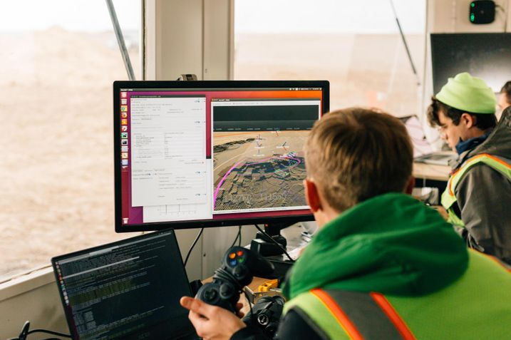 New Technology Makes Old Construction Machinery Like Bulldozers And Excavators Fully Autonomous