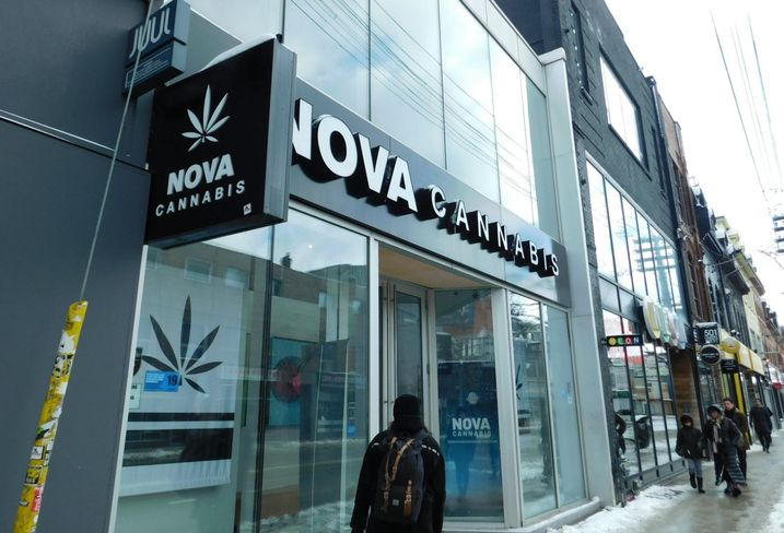 Toronto's Retail Pot Scene About To Get A Whole Lot Bigger