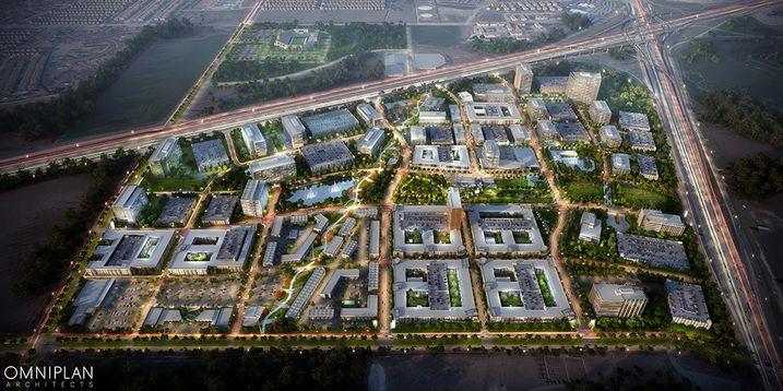 Howard Hughes Puts Monarch City Acreage On The Market