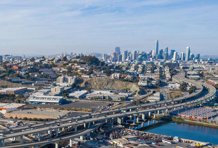 San Francisco industrial