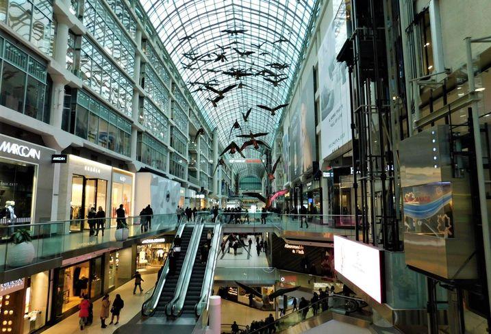 Malls Queen Street