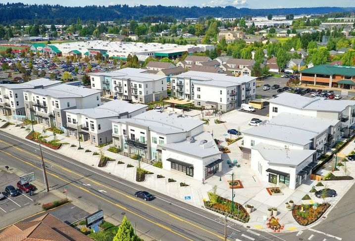Sumner Apartment Building Secures $19.5M In Permanent Financing