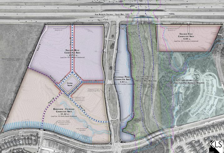 4 Approved Mixed-Use Projects Aim To Make Allen A Corporate Hot Spot