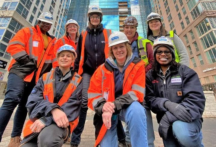 Chicago's $1B Wanda Vista Project Leading The Way On Diversifying Construction Industry