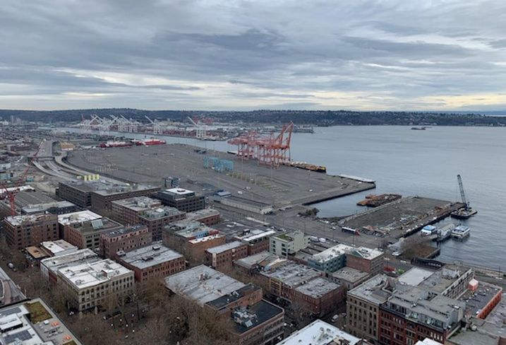 Port Of Seattle Investing $9.5B In Sea-Tac, Marine Terminals Over Next Decade