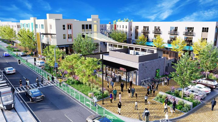 Culdesac Tempe will become one of the nation's first 'car-free' apartment communities in 2021 and recently started securing its retail tenants.