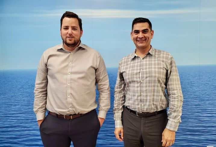 RevOZ Capital Managing Partners Ryan Parkin and Alex Bhathal