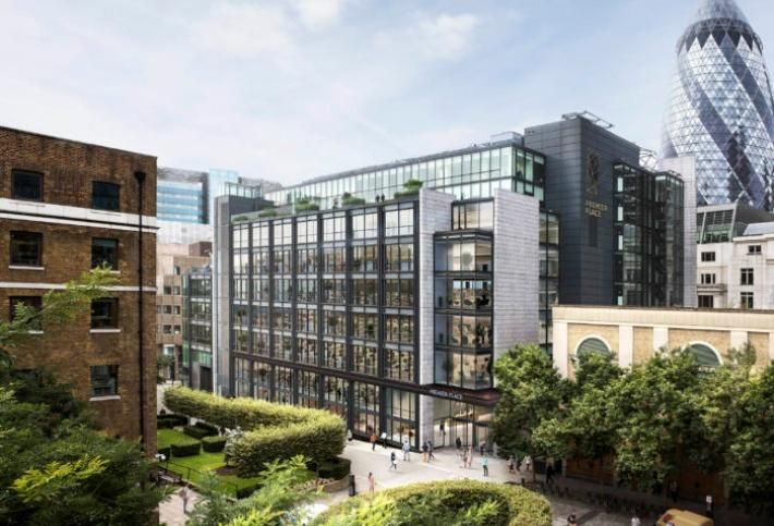 Morgan Stanley Makes £100M+ Profit On London Office Sale