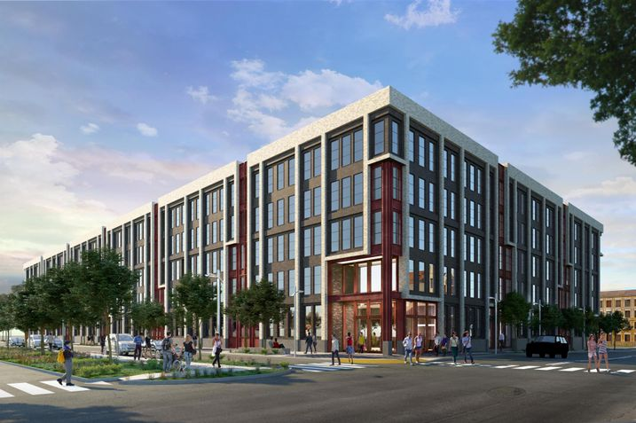 2 New Luxury Jersey City Apartment Buildings Begin Leasing