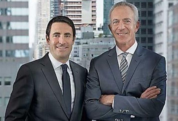 Hodes Weill & Associates managing partners Doug Weill and David Hodes