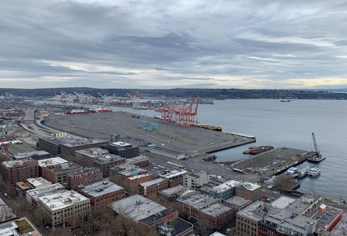 Port Traffic Dips At Seattle, Sea-Tac On Pandemic Spread, But March Numbers Will Be Worse