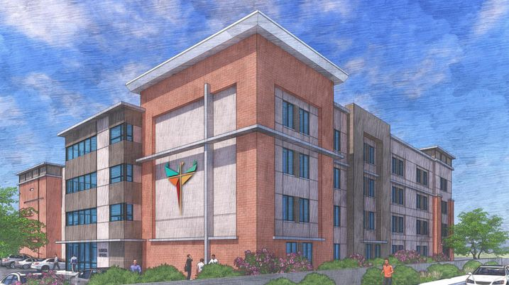 Phoenix Rescue Mission is Planning to Open the Expanding Hope building by June 2021.