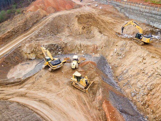 Construction In Colorado Continues As Sites Close Nationwide