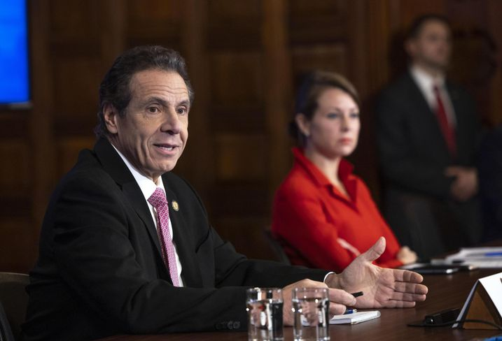 Cuomo Changes Course, Deems Most New York Construction Nonessential