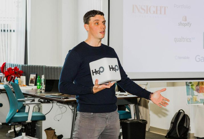 Beyond The Bio: 16 Questions With HqO CEO And Co-Founder Chase Garbarino