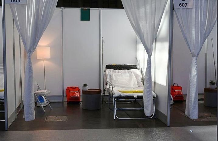 Javits Center Hospital Pod