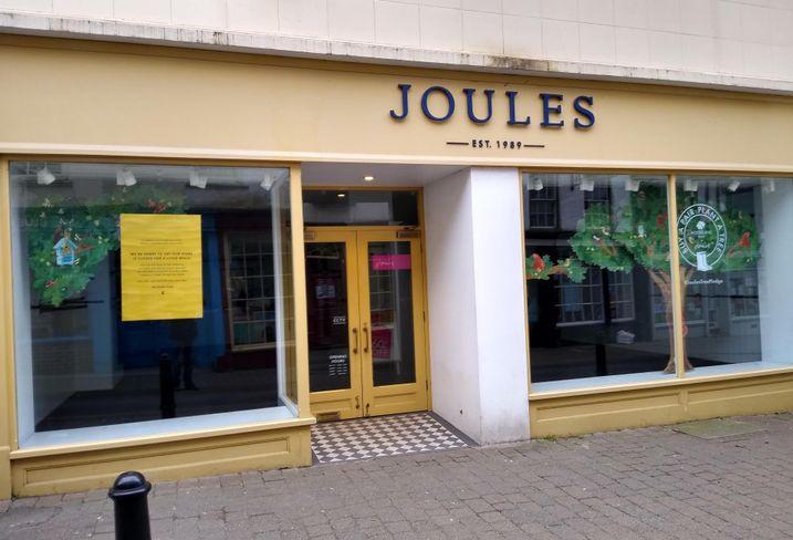 Joules retail coronavirus