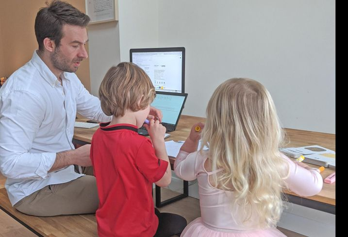 My New Normal: CBRE Manchester's Joe Rigby On Kids, Lego And Home-Working Dads