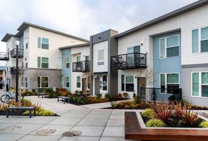 Mixed-Use Development Opens In Sumner