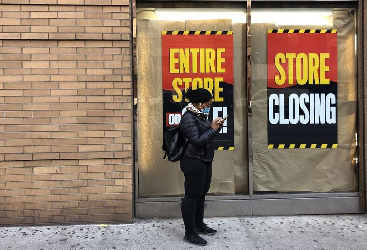 Expect Another Wave Of Retail Bankruptcies By Year's End
