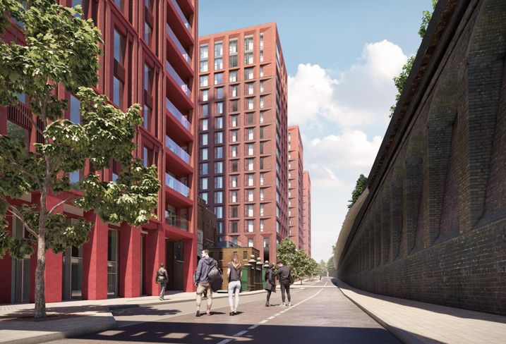 Cole Waterhouse has submitted a full planning application to Birmingham City Council for its 5.11-acre site at Upper Trinity Street in Digbeth, Birmingham.