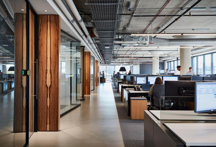 Before Offices Reopen, Companies Should Consider Renovating These 5 Areas