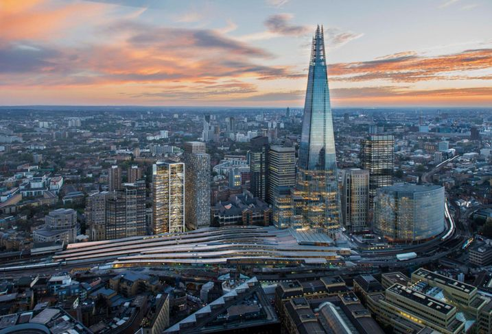 A Look Inside The Most Sustainable Office Tower In London