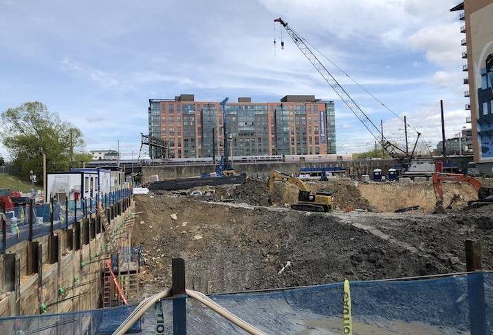The Storey Park development in NoMa.