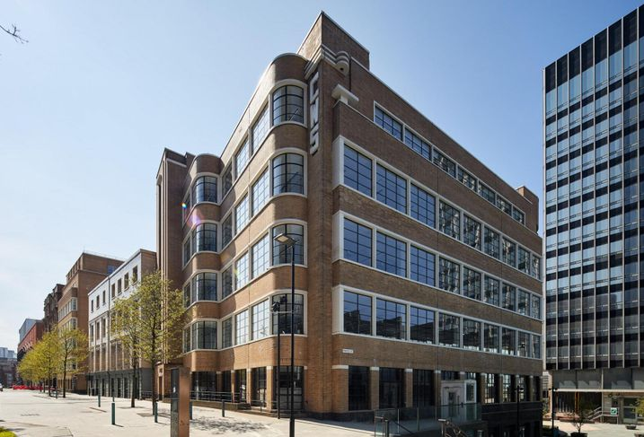 Hermes Prepares To Press Green For Go On 236K SF Manchester Office Scheme