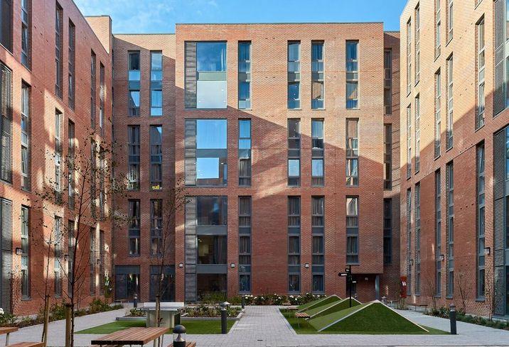 Student accommodation pbsa