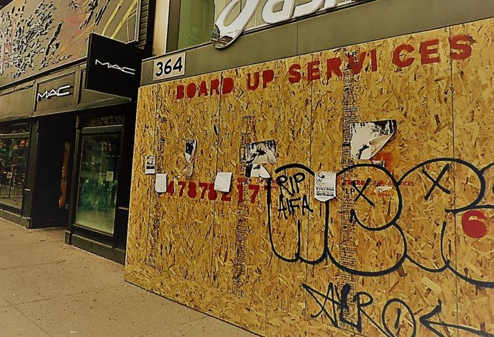 Plywood Queen and Spadina