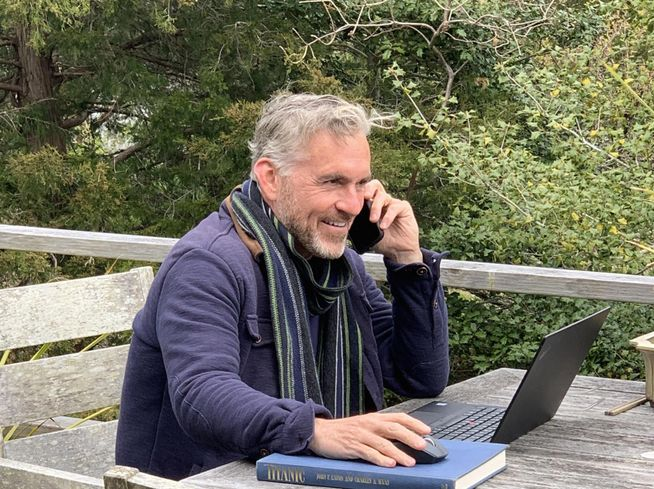 My New Normal: 9 Questions With Vocon Principal Tom Vecchione