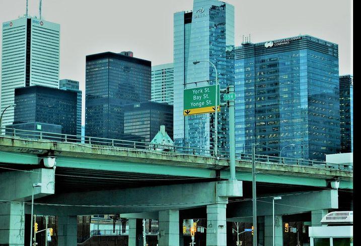 Gardiner highway.