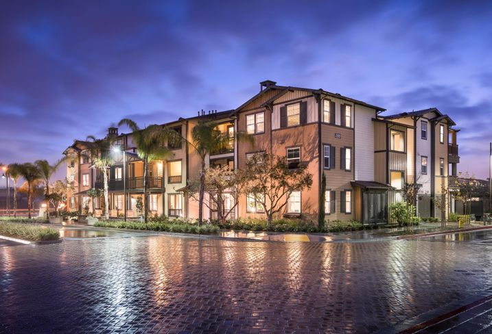 The Artisan at East Village, a 272-unit garden-style multifamily property in Ventura County